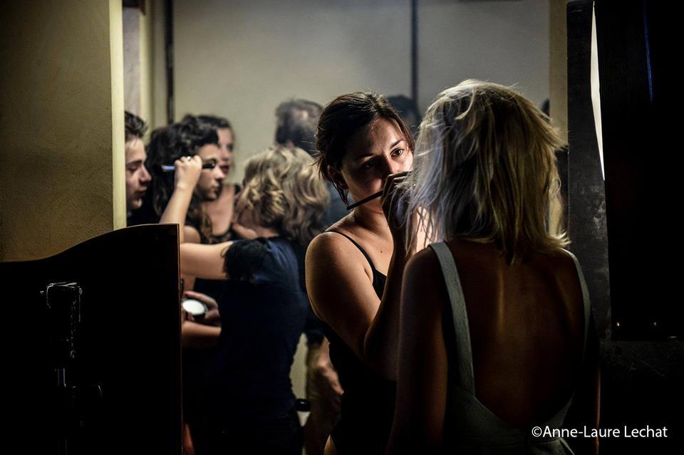 """Tournage """"Après la nuit"""" - Photo : Anne-Laure Lechat / Réal : Philippe de Monts"""
