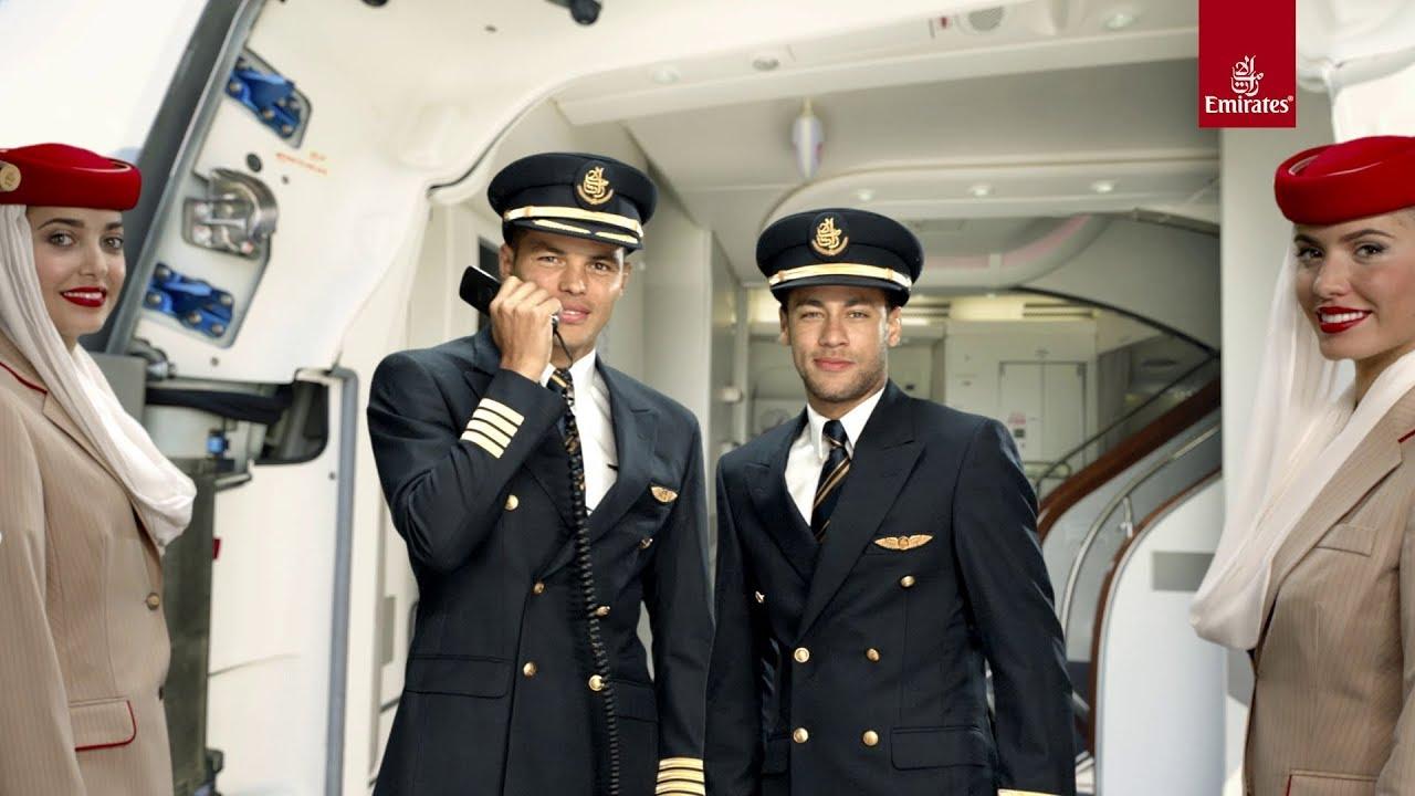 Publicité Emirates x PSG
